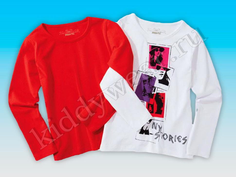 цветные футболки для печати